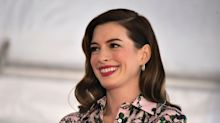 Anne Hathaway slams 'complicity of the white women' supporting abortion bans