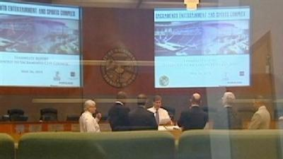 Arena Plan Goes To City Council