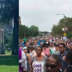 White supremacist rally ends early in Boston as counter-protesters show up in huge numbers