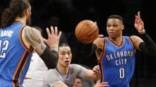 Brooklyn fans treated Russell Westbrook like a hometown star