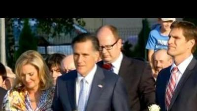 Romney visits cradle of Poland's Solidarity ...