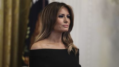 There's widespread concern that Melania Trump has 'disappeared' - again