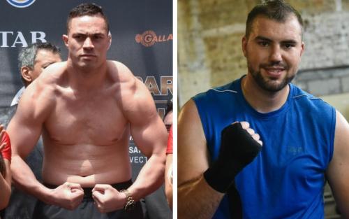 Joseph Parker vs Razvan Cojanu fight updates
