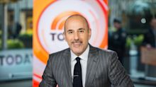 Matt Lauer Fired By NBC Amid Sexual Misconduct Allegations