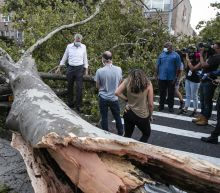 Tropic storm Isaias whips up eastern US, killing at least 7
