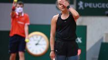 Roland-Garros (F) - Clara Burel, éliminée au troisième tour de Roland-Garros: «Beaucoup de déception»