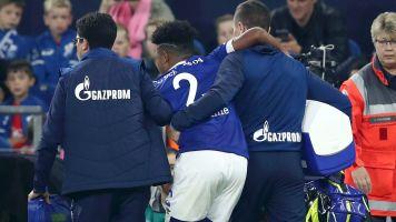 U.S. midfielder injured in Bundesliga loss