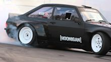Ken Block's New Gymkhana Ride Is A Tire-Smoking Homage To The '70s