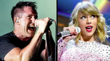 Trent Reznor calls out Taylor Swift for staying silent on Trump