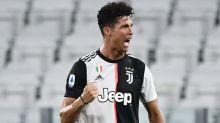 Ronaldo dedicates Serie A title to Juventus fans battling coronavirus
