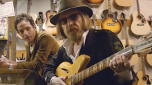 Jakob Dylan recalls Tom Petty's final on-camera interview for 'Echo in the Canyon' film: 'It was obviously profound'