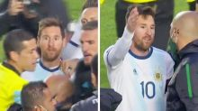 'C**t of your mother': Lionel Messi accused of X-rated slur