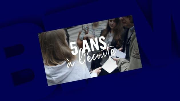 """""""5 ans à l'écoute"""": LaREM lance sa nouvelle opération de campagne en vue de 2022"""