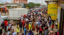 Em Angola, população ignora estado de emergência por coronavírus