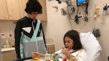 """Maisa posta foto com namorado no hospital: """"Muito guerreiro"""""""
