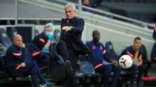Tottenham's pressing 'lazy' in Everton defeat, says Mourinho