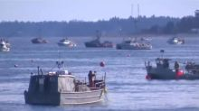 Tensions rise ahead of B.C. herring fishery season