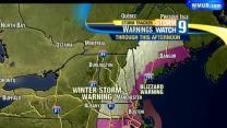 Storm still bringing heavy snow to NH