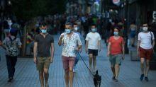 Le masque devient obligatoire en extérieur dans plusieurs communes ce lundi