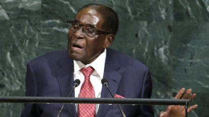 Robert Mugabe 'Agrees To Stand Down' As President Of Zimbabwe