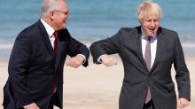 UK and Australia agree broad terms of trade deal