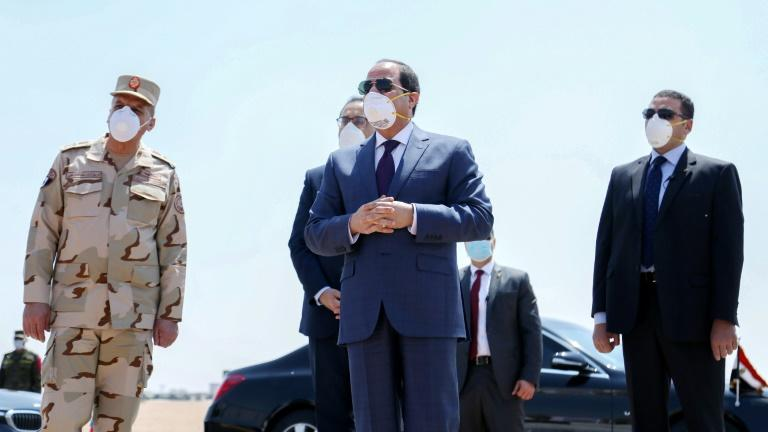 President Abdel Fattah al-Sisi has cultivated personal relationships with US President Donald Trump, Chinese president Xi Jinping and Russian leader Vladimir Putin. These friendships have translated into considerable arms purchases