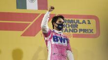 Histórico | Sergio 'Checo' Pérez triunfa en la Fórmula Uno: gana el Gran Premio de Sakhir