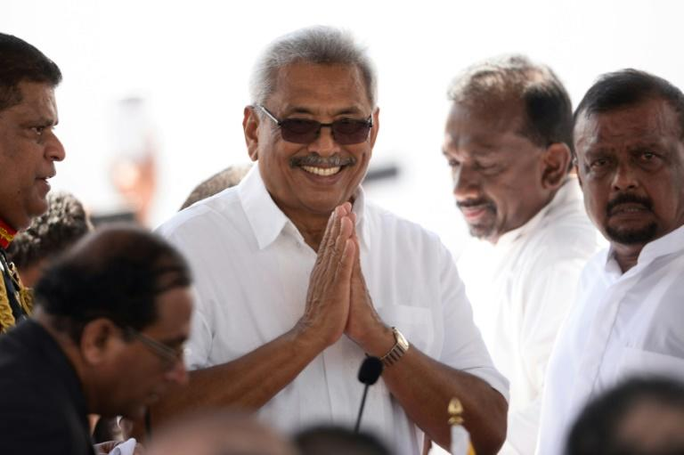 New Sri Lankan President Gotabaya Rajapaksa to visit India 29 November