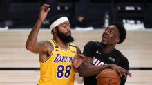 Lakers' Markieff Morris makes no apologies for old-school tactics