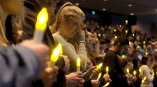 Grief in California — mourning the Thousand Oaks massacre victims