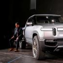 EV startup Rivian announces $2.5B funding led by Amazon, Ford