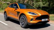 Aston Martin DBX review: the SUV with the spirit of a sports car