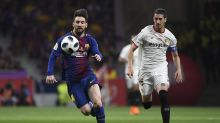 Lionel Messi, Barcelona shred Sevilla for fourth straight Copa Del Rey crown