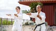 I travelled to Okinawa to learn karate from the masters