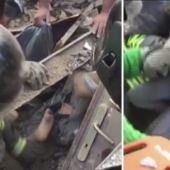 Girl, 10, Rescued From Rubble 17 Hours After Devastating Italy Earthquake