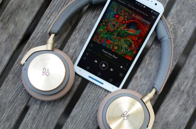 B&O's H8 wireless headphones offer stellar audio at a steep price