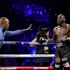 Deontay Wilder drops powerful video after George Floyd's death, mass protests