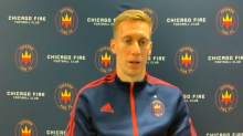 Robert Beric looks ahead to the 2021 Chicago Fire FC season on GN Sports