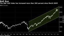 JPMorgan Says Record-Breaking Bull Market Could Run Until 2020