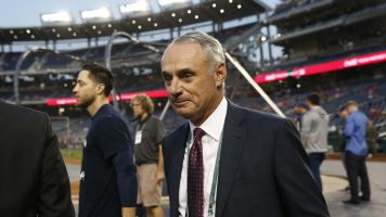 Manfred: Astros only team under investigation