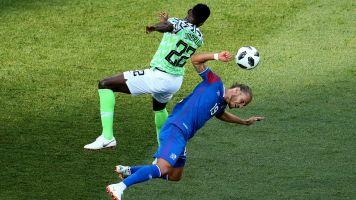 Nigeria vs Islandia: goles, resumen y videos