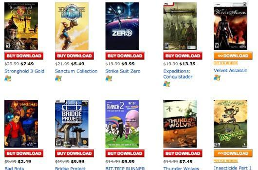 GameFly offers up to 75 percent off indie games in weekend sale