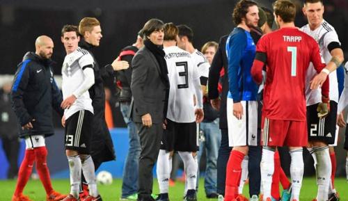 DFB-Team: Die Stimmen zum Remis gegen Frankreich