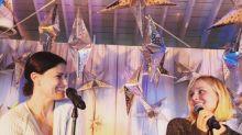 Kristen Bell and Idina Menzel Reunite to Sing 'Frozen' Songs