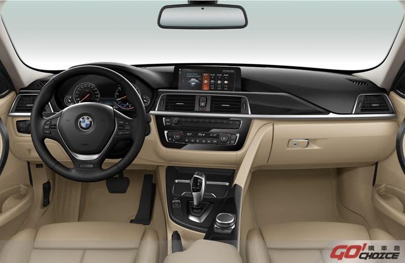 全新BMW 318i豪華白金版配備全面升級