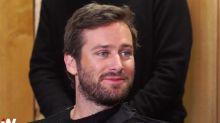 Armie Hammer on Green Lantern Report: 'First I've Heard of It' (Video)