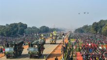 Anti drone weapons used for the first time during Republic Day parade