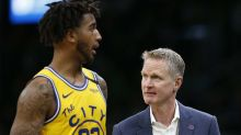 Marquese Chriss explains why he only wanted to play for the Warriors