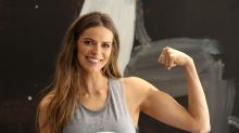 Plus-size Sports Illustrated swimsuit model Robyn Lawley: 'Being strong is always more important than being skinny'