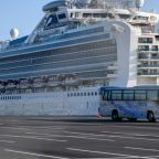 Third person from Japan cruise ship dies: health ministry